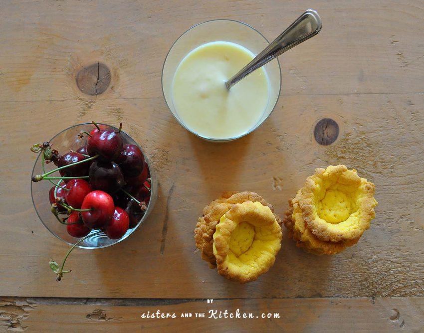 crostatine ciliegie fresche 1