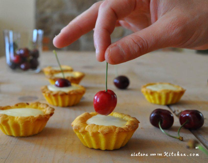 crostatine ciliegie fresche 3