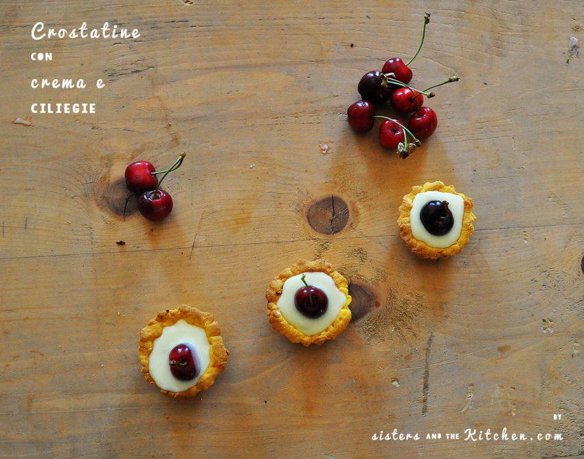 crostatine ciliegie fresche 7