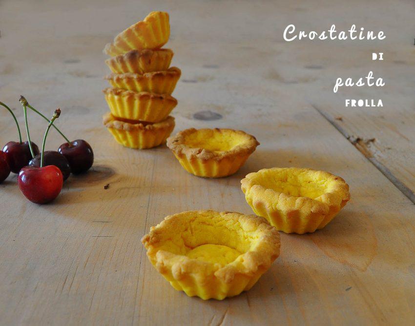 crostatine ciliegie fresche - sistersandthekitchen -crostatine