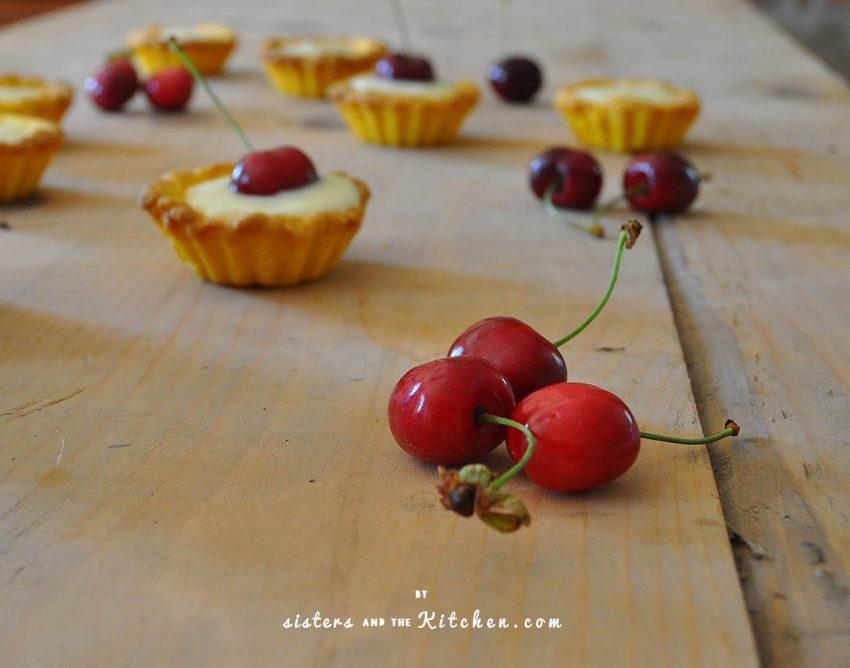crostatine ciliegie fresche - sistersandthekitchen3