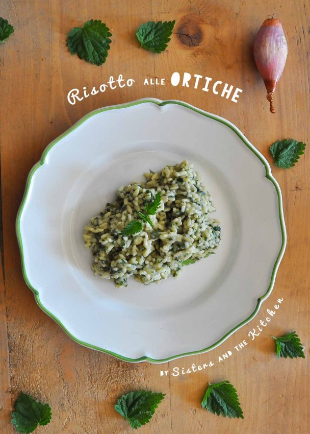 risotto ortiche - sisterandthekitchen2